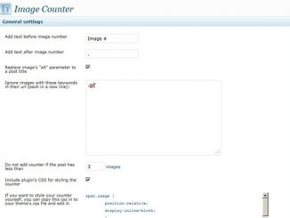 Image Counter