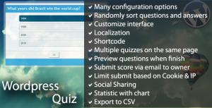 Плагины WordPress для добавления игр, тестов и викторин