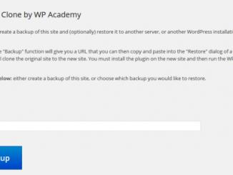 Как перенести WordPress с помощью плагинов