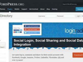 Несколько полезных плагинов WordPress для авторизации и регистрации пользователей